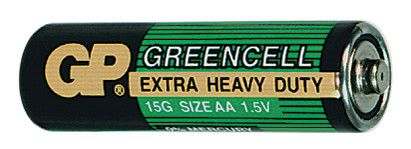 Baterie R06 GREENCELL       GP